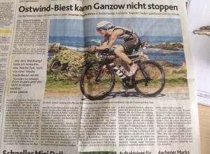 Zeitungsartikel IM SA 2014